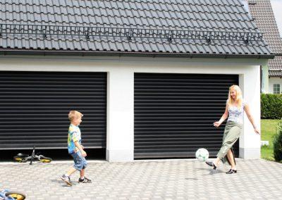 Portes de garage - Volets