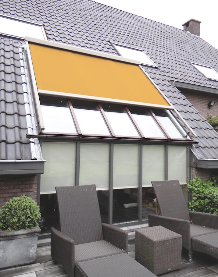 Protection solaire pour Véranda - Stores